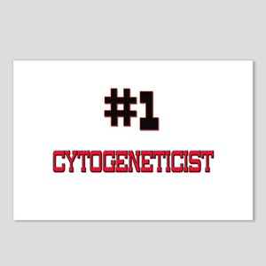Number 1 CYTOGENETICIST Postcards (Package of 8)