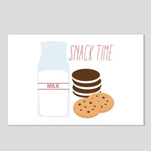 Snack Time Postcards (Package of 8)