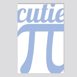 Cutie Pi Postcards (Package of 8)