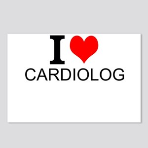 I Love Cardiology Postcards (Package of 8)