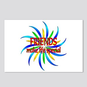 Friends Make Life Special Postcards (Package of 8)