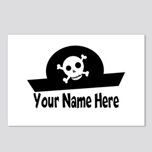 Pirate fun Postcards (Package of 8)