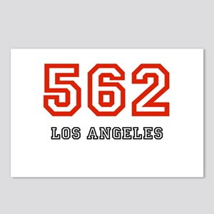 562 Postcards (Package of 8)