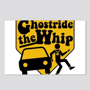 GhostRide The Whip Postcards (Package of 8)