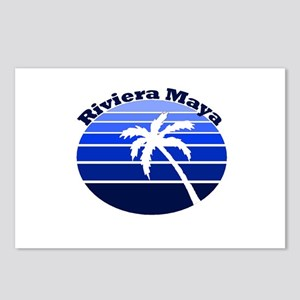 Riviera Maya, Mexico Postcards (Package of 8)