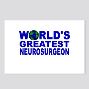 World's Greatest Neurosurgeon Postcards (Package o