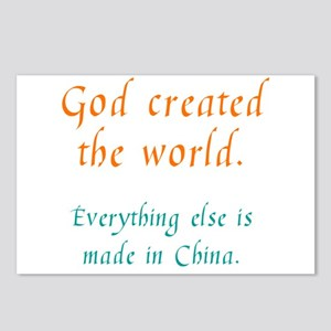 Made in China Postcards (Package of 8)