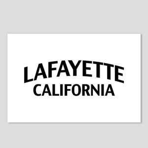 Lafayette California Postcards (Package of 8)