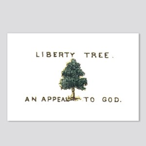 Liberty Tree Postcards (Package of 8)