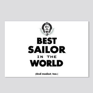 The Best in the World Best Sailor Postcards (Packa