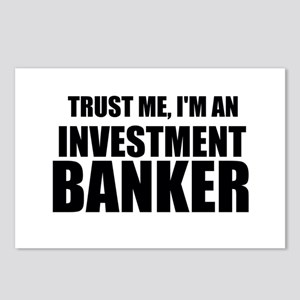 Trust Me, Im An Investment Banker Postcards (Packa