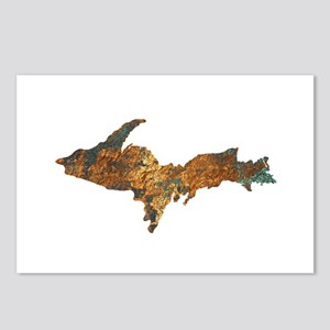 Raw Float Copper Postcards (Package of 8)