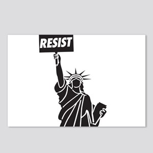 Resist Postcards (Package of 8)