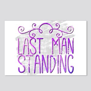 Last Last Man Standing Postcards (Package of 8)