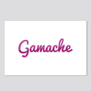 Gamache Postcards (Package of 8)