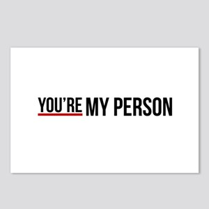 You're My Person Postcards (Package of 8)