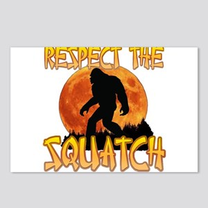 Respect the Squatch Postcards (Package of 8)