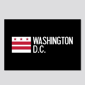 Washington D.C.: Washingt Postcards (Package of 8)