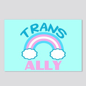 Transgender Ally Postcards (Package of 8)