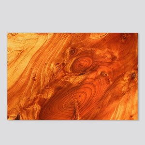 Fantastic Wood Grain Postcards (Package of 8)