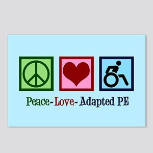 Adapted PE Teacher Postcards (Package of 8)