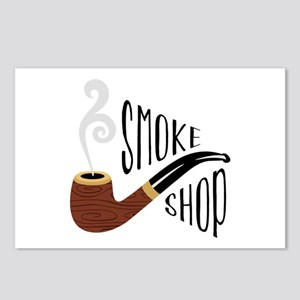 Smoke Shop Postcards (Package of 8)