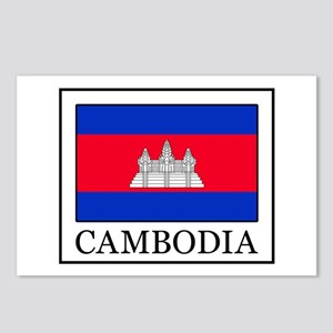 Cambodia Postcards (Package of 8)