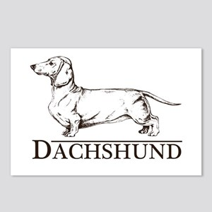 Dachshund Breed Type Postcards (Package of 8)