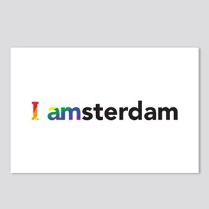 I Pride Amsterdam Postcards (Package of 8)