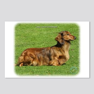 Dachshund 8R020D-05 Postcards (Package of 8)