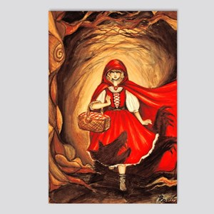 RedRidingHood2 Postcards (Package of 8)