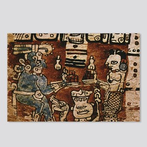 MAYAN COCOA CEREMONY Postcards (Package of 8)