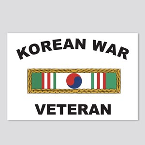 Korean War Veteran 1 Postcards (Package of 8)