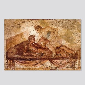 Gay Males In Rome Postcards (Package of 8)