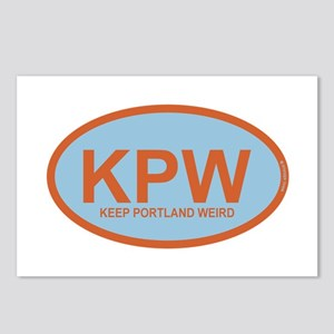 KPW - Keep Portland Weird Postcards (Package of 8)