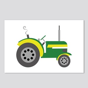 Tractor Postcards (Package of 8)