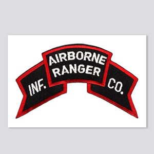 Infantry Airborne Postcards (Package of 8)
