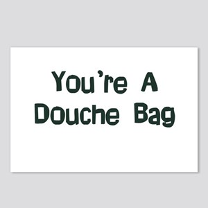 Douche Bag Postcards (Package of 8)