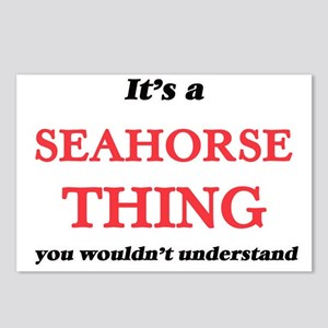 It's a Seahorse thing Postcards (Package of 8)
