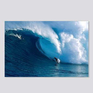 Big Wave Surfing Postcards (Package of 8)