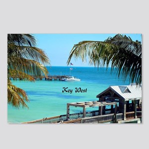 Key West, Florida - Parad Postcards (Package of 8)