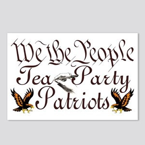 2-We The People Postcards (Package of 8)
