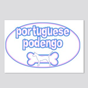 cutesy_portpodengo-smooth Postcards (Package of 8)