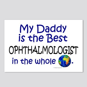 Best Ophthalmologist In The World (Daddy) Postcard