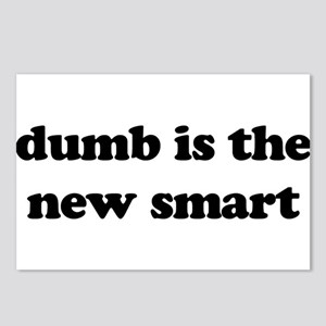 dumb is the new smart Postcards (Package of 8)