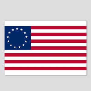 Betsy Ross Flag Postcards (Package of 8)