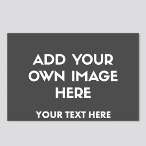 Add Your Own Image Postcards (Package of 8)