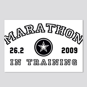 Marathon In Training Postcards (Package of 8)
