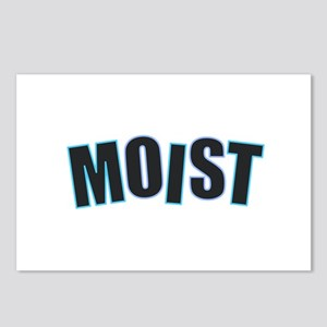 Moist Postcards (Package of 8)