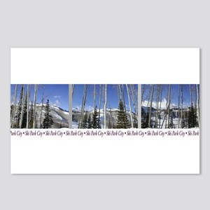Park City on top of Deer Vall Postcards (Package o